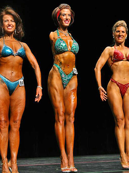 Armless Mom Follows Dream of Becoming a Professional Bodybuilder
