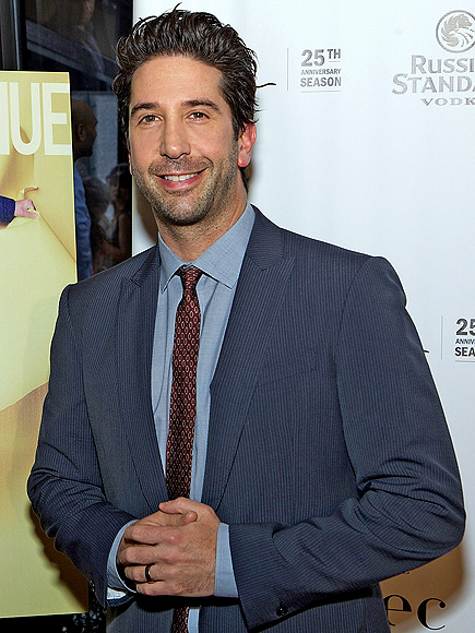 David Schwimmer Helps NYPD Solve Stabbing Outside His Apartment
