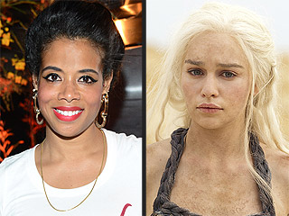 Game of Thrones's Khaleesi vs. Singer Kelis: How to Tell Them Apart | Game of Thrones, Kelis