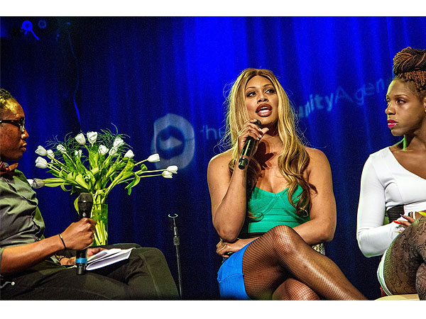 Laverne Cox Opens Up About Season 2 of Orange Is the New Black and Trans Activism| Orange Is the New Black, TV News, TV Seasons & Episodes