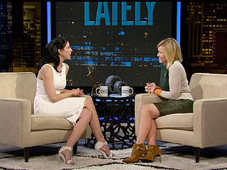 Watch Sarah Silverman Propose to Chelsea Handler (VIDEO) | Chelsea Handler, Sarah Silverman