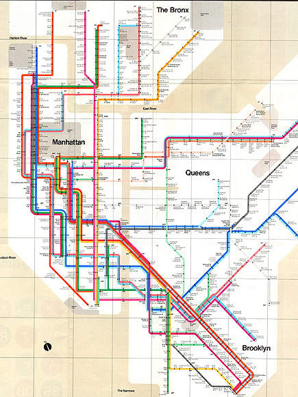 New York City Subway Map Designer Massimo Vignelli Dies at 83| Death, New York