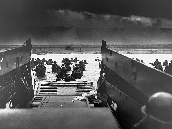 D-Day, 70 Years Later: 11 Photos from Normandy and Beyond| Life