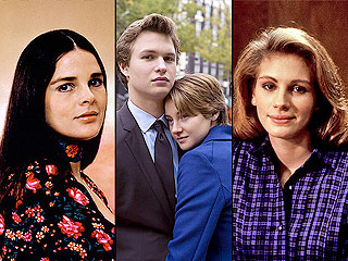 The Fault in Our Movies: 12 of the Most Beautiful People Dying Young on Film | Steel Magnolias, Ali MacGraw, Julia Roberts, Shailene Woodley