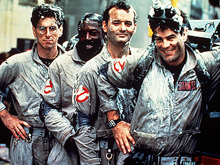 30 Things to Know About Ghostbusters on Its 30th Anniversary | Ghostbusters, Ghostbusters, Ghostbusters II, Bill Murray, Dan Aykroyd, Harold Ramis