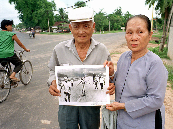 Nick Ut on His 'Napalm Girl' Photograph, 42 Years Later: 'Never in My Life Have I Seen What I Saw'| Vietnam, Photography, War