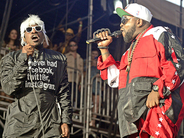 Governors Ball Playlist: OutKast, the Strokes, Vampire Weekend