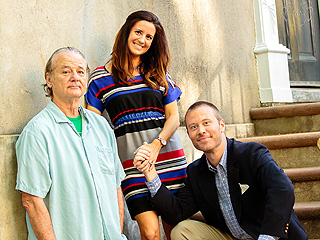 Bill Murray Crashes Couple's Engagement Pics | Bill Murray