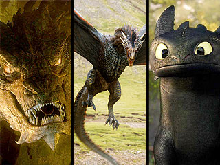 Ranking Pop Culture's Best Dragons – from Toothless to Drogon | How To Train Your Dragon, The Hobbit: An Unexpected Journey, The Hobbit: The Desolation of Smaug, Game of Thrones