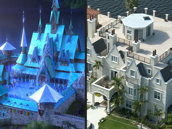 See 5 Real-Life Disney Castles You Can Rent (PHOTOS)