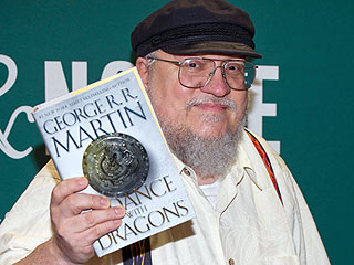 FROM EW: Game of Thrones' Author on That Character Death: 'Oh, You Think He's Dead, Do You?' | Game of Thrones, George R. R. Martin
