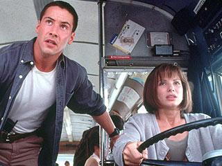 20 Reasons to Love Speed, 20 Years Later | Speed, Keanu Reeves, Sandra Bullock