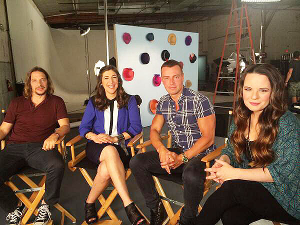 Whoa!: Blossom Cast Shares Photos from Totally Rad Reunion| Blossom, Joey Lawrence, Mayim Bialik