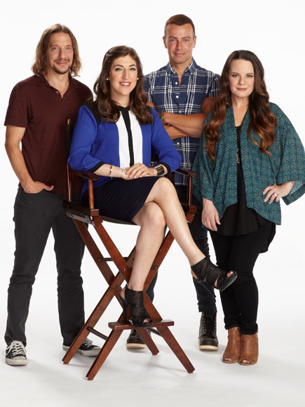 Whoa!: Blossom Cast Shares Photos from Totally Rad Reunion | Blossom, Jenna von Oy, Joey Lawrence, Mayim Bialik