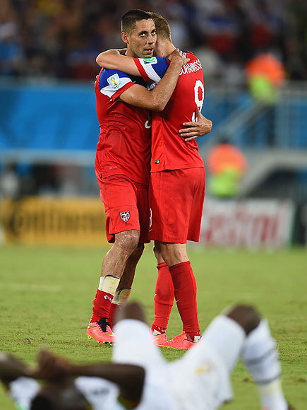 See the 13 Best Bromantic Embraces of the World Cup| World Cup 2014, Sports