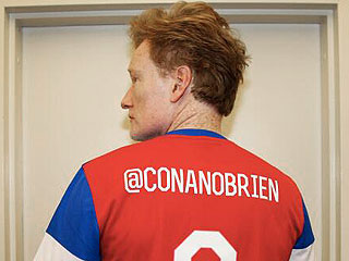 Soccer-Loving Celebs Tweet and Instagram Support for America's World Cup Win | Conan O'Brien