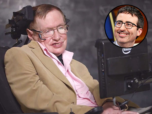 'No Hands Ken' Is the Inspiring Quadriplegic Gamer Taking the Internet by Storm (VIDEO)| Around the Web, Real People Stories, John Oliver, Stephen Hawking
