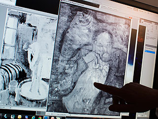 Mysterious Hidden Portrait Discovered Under Existing Pablo Picasso Painting