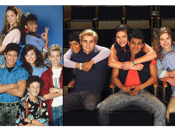 Is It All Right? Unauthorized Saved by the Bell Story Coming to TV | Saved by the Bell
