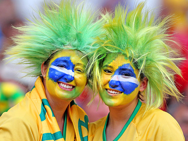 11 of the Craziest World Cup Fans We've Seen (PHOTOS)| World Cup 2014, Around the Web