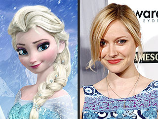 Once Upon A Time Has Cast Its Queen Elsa!