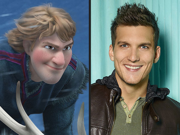 Who Plays Anna In Frozen