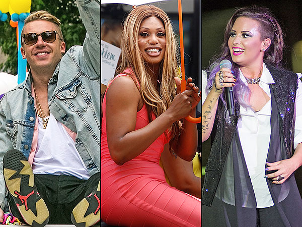 Orange Is the New Black, Macklemore, Demi Lovato & More Join LGBT Pride Festivities | Orange Is the New Black, Orange Is the New Black, Orange Is the New Black (Season 2), Macklemore