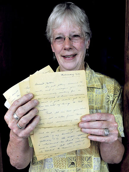letter found 1 435x580 Lost Letter Written 83 Years Ago Finally Delivered to Maine Family