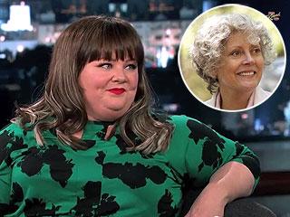 Melissa McCarthy: Susan Sarandon Looked Too Good to Play My Grandma (VIDEO)