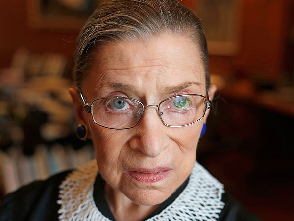 Supreme Court Justice Ginsburg's Hobby Lobby Dissent Turned into a Song