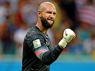 How Tim Howard Became the Internet's Favorite Goalie