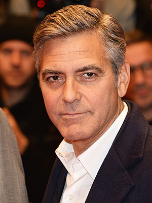 George Clooney Says He's 'Marrying Up' | George Clooney