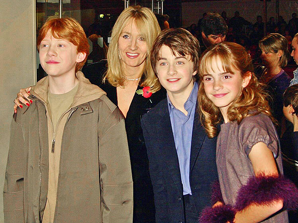 Christian Bale as Harry Potter? We Fantasy Cast J.K. Rowling's New Story | Harry Potter and the Half-Blood Prince, The Tales of Beedle the Bard, Harry Potter, Harry Potter and the Deathly Hallows, Daniel Radcliffe, Emma Watson, J.K. Rowling, Rupert Grint