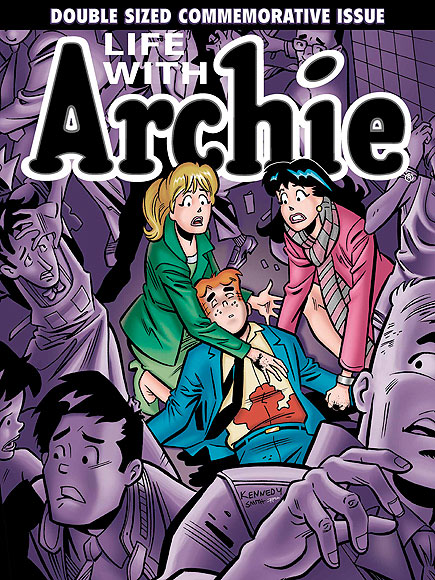 Archie Dies Saving Gay Best Friend in Life With Archie