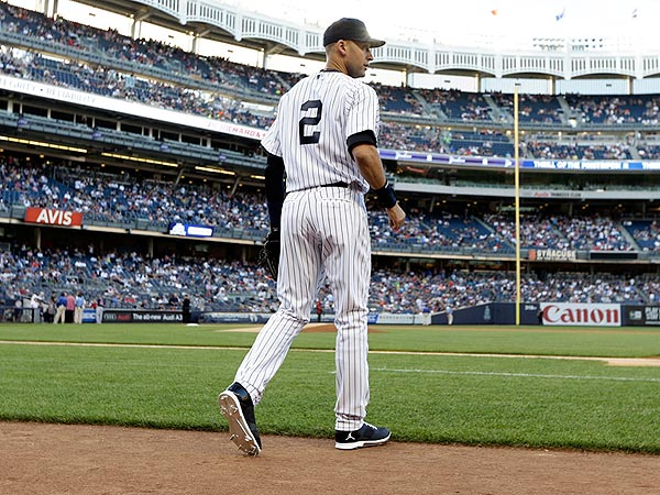 Watch Derek Jeter's Moving Farewell Ad (VIDEO)| Major League Baseball Productions, New York Yankees, Derek Jeter