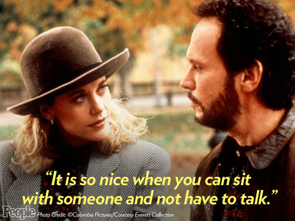 When Harry Met Sally... Turns 25: 10 Memorable Moments to Go with Your Exciting Deli Sandwich| When Harry Met Sally, Billy Crystal, Meg Ryan
