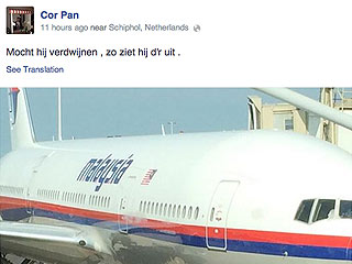 Final Facebook Post of Passenger on Downed Malaysian Plane Goes Viral