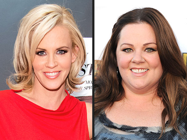 Melissa McCarthy and jenny
