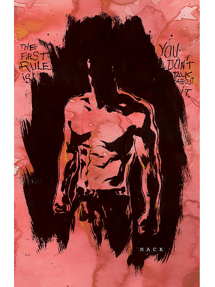 There's Going to Be a Fight Club Sequel – in Comic Book Form| Fight Club, Fight Club, Chuck Palahniuk