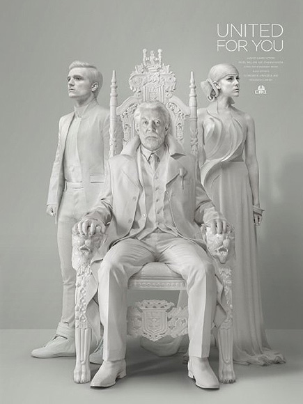 Social Reactions to Hunger Games Mockingjay Trailer