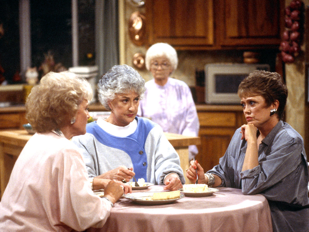 Delight in National Cheesecake Day with The Golden Girls