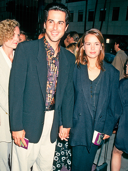 Somebody Stop Them! Photos from The Mask's 1994 Premiere  The Mask, Cameron Diaz, Jim Carrey, Lauren Holly, Peter Greene, Peter Riegert, Richard Jeni