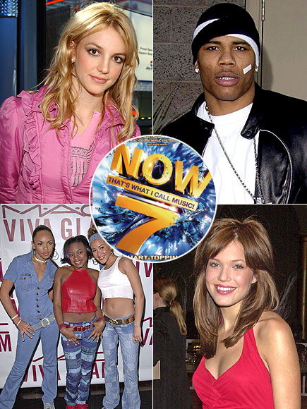 Now That's What I Call Music 7 Turns 13: Where Are the 2001 Hitmakers Now?
