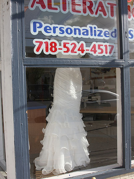 New York City Woman Reunited with Wedding Dress Lost During Superstorm Sandy| Weddings, Real People Stories