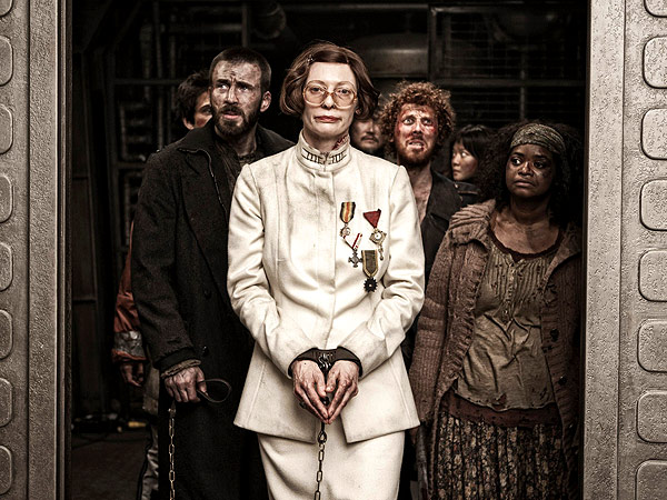5 Things to Know About Snowpiercer, the Best Sci-Fi Movie You Haven't Seen| Snowpiercer, Movie News, Chris Evans, Jamie Bell, John Hurt, Joon-ho Bong, Octavia Spencer, Tilda Swinton