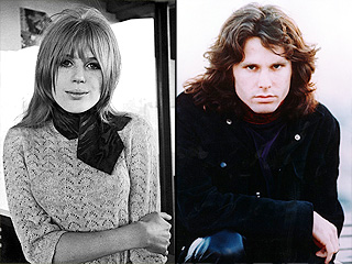 Marianne Faithfull Claims Her Ex Killed Jim Morrison