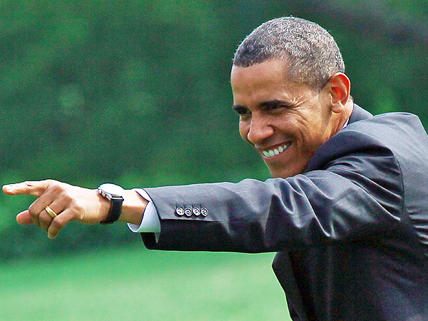Happy 53rd Birthday, Barack Obama: See the President Age Before Your Eyes (PHOTOS)| Barack Obama