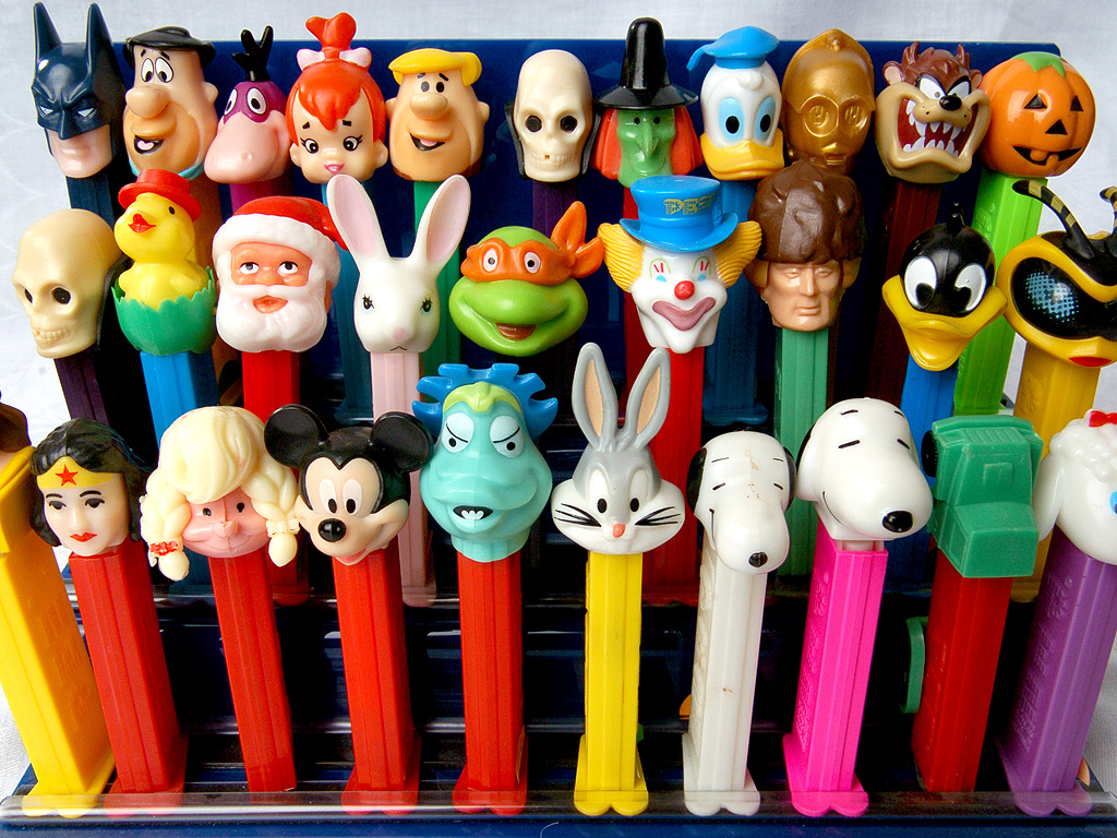 Pez Dispensers Buried on N.Y.C. Beaches Give Out $100 Bills