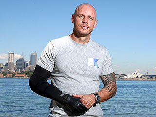 Shark Attack Survivor Paul de Gelder Is Now a Shark Activist (VIDEO)