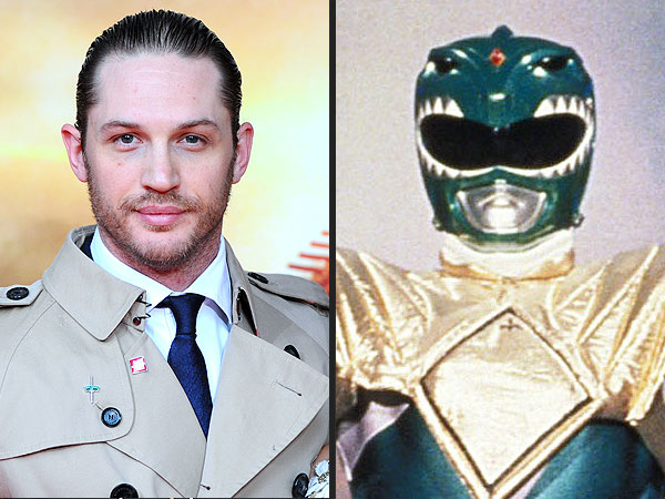 Let's Fan-Cast the Gritty Power Rangers Reboot Coming in 2016| Lionsgate, Mighty Morphin Power Rangers, Movie News, Ashley Benson, Brenda Song, Cameron Diaz, Donald Glover, Jamie Bell, Liam Hemsworth, Patrick Stewart, Tom Hardy
